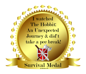 Hobbit Medal 1