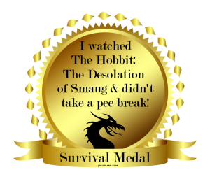 Hobbit Medal 2