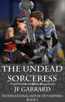The Undead Sorceress