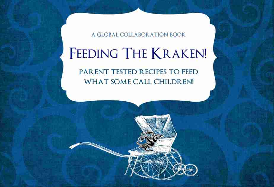Feeding The Kraken Children cookbook out!