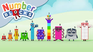 Numberblocks - The Numbers of Friendship | Learn to Count - YouTube