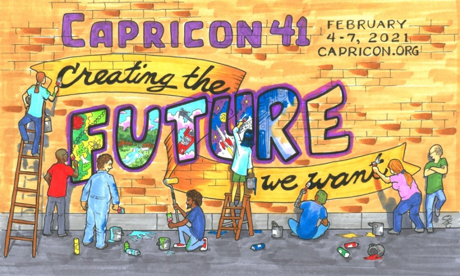 Capricon 41 Panels