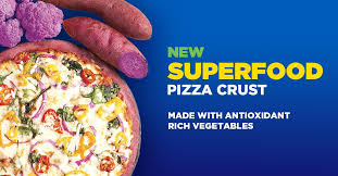 Food Sanity – Pizza Pizza Superfood Crust Pizza review